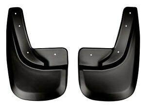 Rear Mud Flaps For 2007 2010 Ford Explorer Sport Trac 2008 2009 Husky 57621