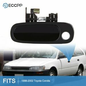 For 98 02 Toyota Corolla Outer Exterior Outside Front Left Driver Door Handle