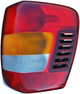 Right Tail Light Assembly For 1999 2002 Jeep Grand Cherokee 2001 2000 Dorman
