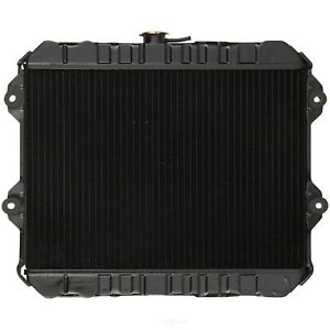 Radiator For 1981 1983 Toyota Pickup Rwd 1982 Spectra Cu687