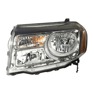 Left Headlight Assembly For 2012 2014 Honda Pilot 2013 Tyc 20 9224 00 9
