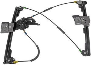 Front Left Window Regulator For 1995 2002 Volkswagen Cabrio 2000 1998 Dorman