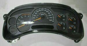 Gauge Cluster From 2004 Chevy 6 6l Duramax Lly With Zf6