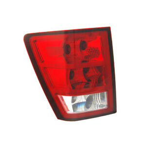 Left Tail Light Assembly For 2005 2006 Jeep Grand Cherokee Tyc 11 6078 00 9