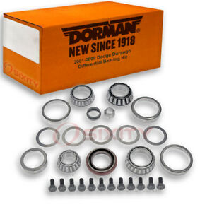 Dorman Rear Differential Bearing Kit For Dodge Durango 2001 2009 Gear Bo