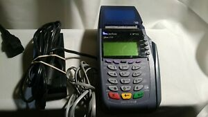 Verifone Vx 510 Credit Card Machine Omni 3730 Preowned needs Download Upgrade