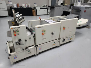 Bourg Booklet Maker T series Hand feed Or In line W bst Agr Pa Tr
