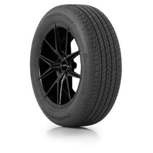 2 225 45r17 Continental Pro Contact Tx 91h Tires
