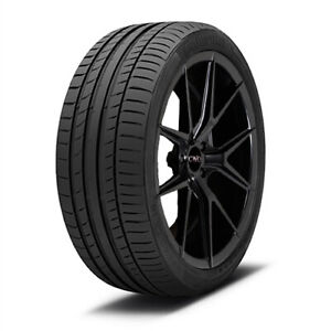 225 45r17 Continental Sport Contact 5 91w Tire