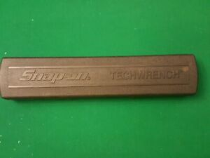 Snap on Tech2fr100 3 8 Drive Techwrench Flex Digital Torque Wrench 5 100 Ft lbs