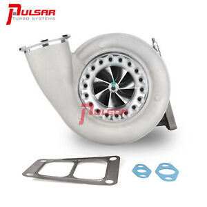 S400sx4 S480 80mm Billet Compressor Wheel T4 Twin Scroll 1 10 A R Turbo Charger