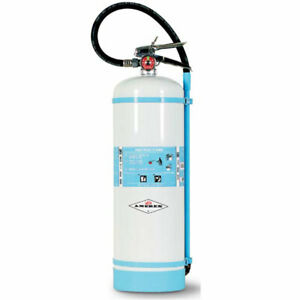 Amerex 2 5 Gal Non magnetic Water Mist Fire Extinguisher W Brass Valve