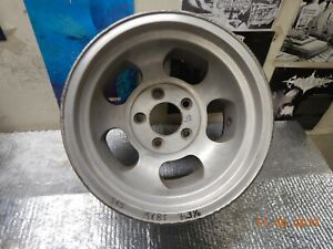 Vintage 15x8 1 2 Permacast Slot Mag Wheel 5on5 Chevy Van Truck Ford Chevy Cars