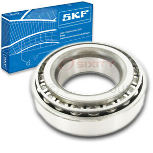 Skf Front Transmission Countershaft Bearing For 2004 2006 Pontiac Gto Zk