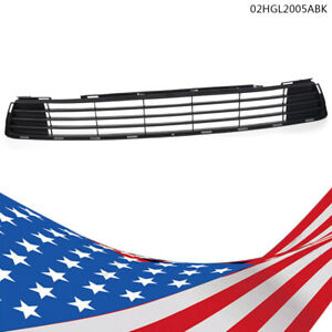 Front Lower Bumper Grille Grill Cover For Toyota Corolla 2011 13 Sedan 4 Door H