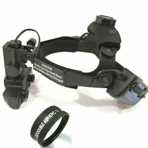 Binocular Indirect Ophthalmoscope Wireless Rechargeable With 20 D Lens