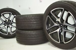 21 Mercedes Benz G63 G550 G Wagen Amg Factory Oem Wheels Rims Tires 2019 2020