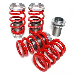 Skunk2 Racing 517 05 1710 Coilover Sleeve Kit Fits 01 05 Civic