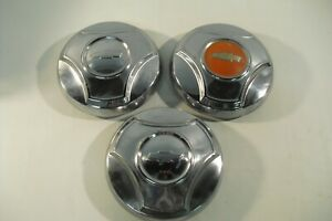 1960 S Chevy Chevrolet 1 2 Ton Pickup Truck Van Chrome Dog Dish Hubcaps Caps