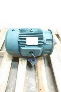Reliance 10hp 460v ac 1760rpm 215ty 3ph Ac Electric Motor