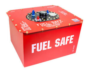 Fuel Safe Sportsman 17 Gal Red Fuel Cell And Can P N Sm117
