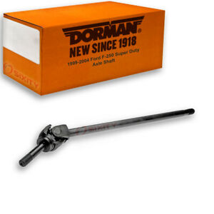 Dorman Front Right Axle Shaft For Ford F 250 Super Duty 1999 2004 Wheel Gr