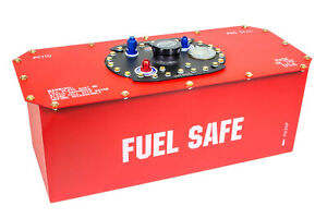 Fuel Safe Pro Cell 10 Gal Red Fuel Cell And Can P N Pc110