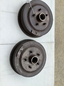 Nos 1963 1966 Ford Fairlane 1965 1966 Mustang Front Drums
