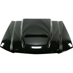 Hood For Chevy Avalanche Chevrolet Silverado 1500 Truck 2500 Hd Heavy Duty 3500