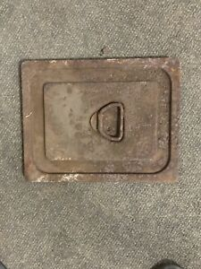 1947 1953 Chevy Gmc Truck Battery Cover Plate