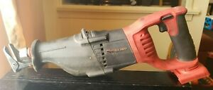 Snap on 18v Cordless Reciprocating Saw Ctrs8850 No Battery