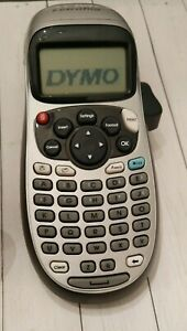 Dymo Letratag Handheld Lable Maker Tested Works Comes With A Half Roll Of Lables