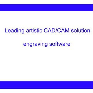 Type3 Cad cam Engraving Software 2d 3d Version For Industrial And Artistic Apply