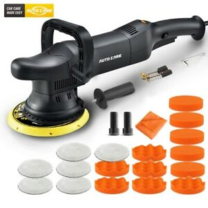 6 Dual Action Polisher Buffer Sander Da Car Polishing Machine Variable 6 Speeds