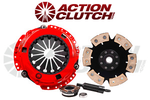 Action Stage 4 Solid Clutch Kit For 16 20 Honda Civic Accord Ex Si 1 5l Turbo