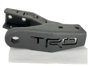 Trd Tow Hook Shackle Mount Kit fits 2007 2020 Toyota Tundra