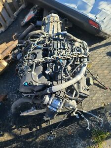Ford Transit 3 5 Twin Turbo Engine And Transmission