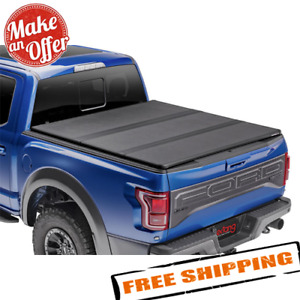 Extang 83486 Solid Fold 2 0 Tonneau Cover For 2017 2020 Ford Super Duty 6 9 Bed
