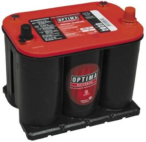 Optima Red Top 34 78 Battery Part Number 8004 003 New