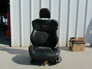 2009 Dodge Charger Rt Front Driver Leather Seat