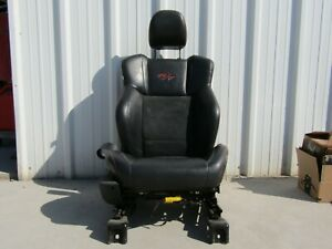 2009 Charger Rt Front Passenger Leather Pwr Bucket Seat
