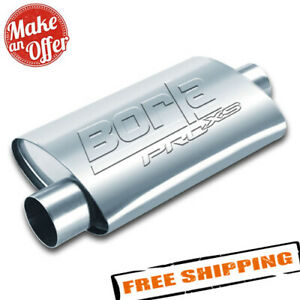 Borla 40659 Proxs 2 5 Offset center Performance Muffler