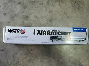 Matco Tools 3 8 Air Ratchet Mt1857a Brand New