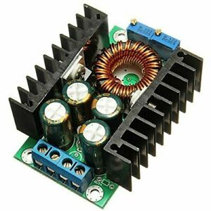 Dc dc Cc Cv Buck Converter Step down Power Module 7 32v To 0 8 28v 12a 300w New