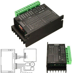 New 4a Tb6600 Single Axis Stepper Motor Driver Controller For 57byg250h Motor