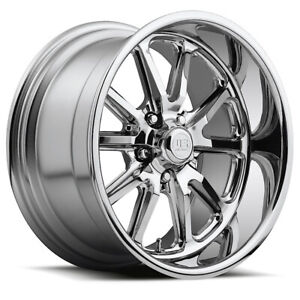 Staggered us Mags U110 Rambler 20x8 5 20x10 5 5x115 15mm Chrome Wheels Rims