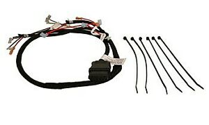 Western Plow Part 26358 7 Pin Plow Side Pump Plug Wiring Harness For V Plow