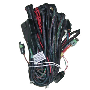 Western Plow Part 26346 7 pin Vehicle Control Harness Wiring Kit For Mvp