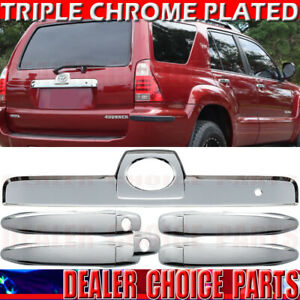 For 2003 04 05 06 07 08 2009 Toyota 4runner Door Handle Covers tailgate Cover