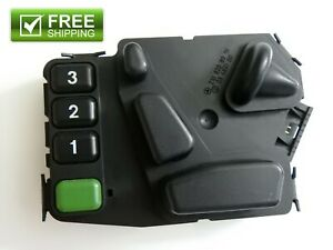 98 03 Mercedes W210 E320 Driver Seat Front Left Control Switch 2108208910 Oem